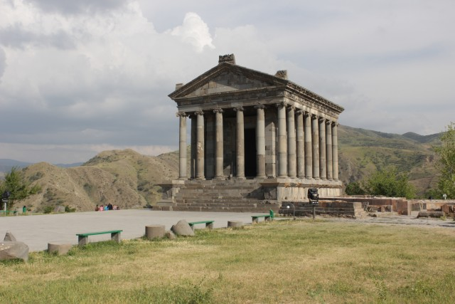 Garni Tempel & Geghard Klooster Daguitstap