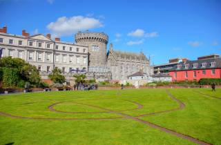 Dublin: Brazen Head Pub & Dublin Castle Sightseeing-Tour