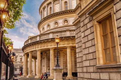 Dublin: Irish History & Treasures Tour with National Museum