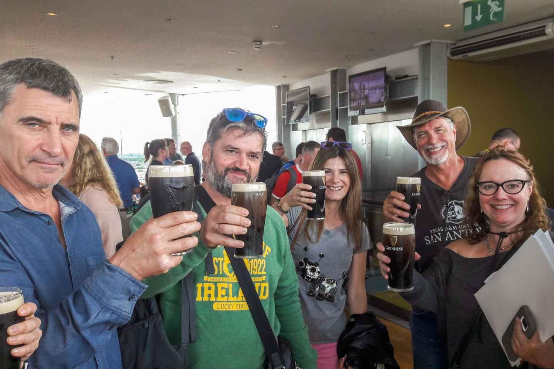 Ohne Anstehen: Guinness & Jameson Irish Experience Tour