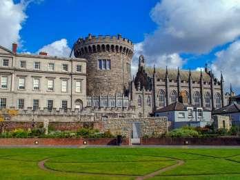 Bevorzugter Einlass: Book of Kells & Dublin Castle-Tour