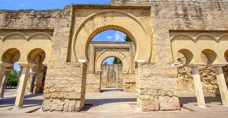 Guided Visit to Azahara Medina in Córdoba
