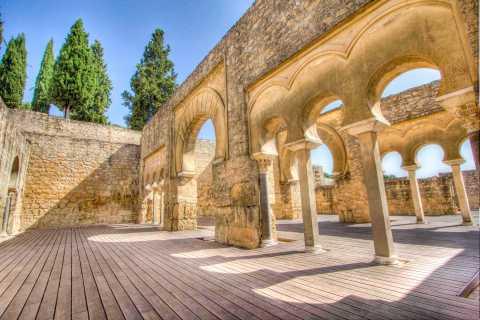Cordoba: Half-Day Medina Azahara Guided Tour