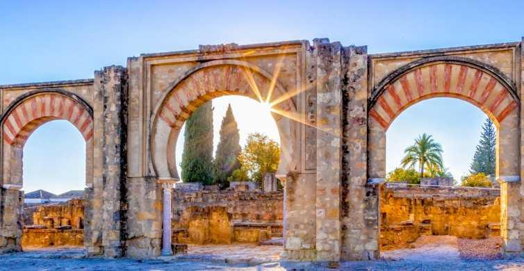Córdoba: Medina Azahara 3-Hour Guided Tour