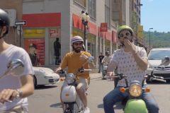 Passeio de scooter de 3 horas em Montreal