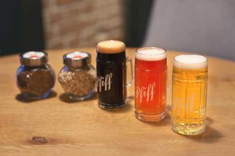 Vienna: Craft Beer Tasting Tour