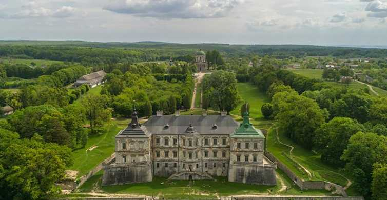 From Lviv: Private Olesko, Pidhirtsi & Zolochiv Castles Tour