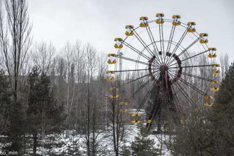 From Kiev: 2-Day Private Tour to Chernobyl with Hotel