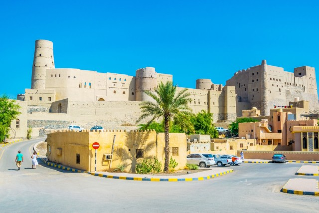 Muscat: dagtocht naar de Nizwa-oase met lunch