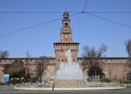 Mailand: Express-Führung im Castello Sforzesco