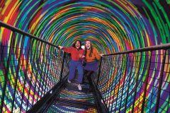 Edimburgo: Ingresso Câmara Obscura e World of Illusions