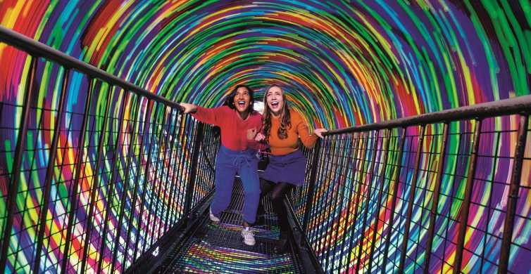 Edinburgh: Camera Obscura and World of Illusions Ticket