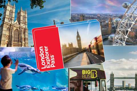 Londen: London Explorer Pass