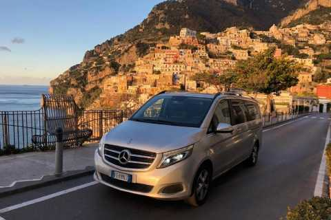 From Sorrento: Full-Day Private Tour Along the Amalfi Coast