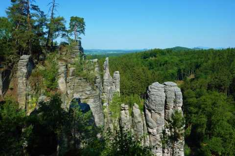 Bohemian Paradise UNESCO Geopark: Walking Tour From Prague