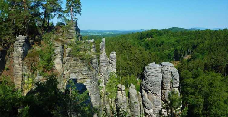Bohemian Paradise UNESCO Geopark: Walking Tour From Prague