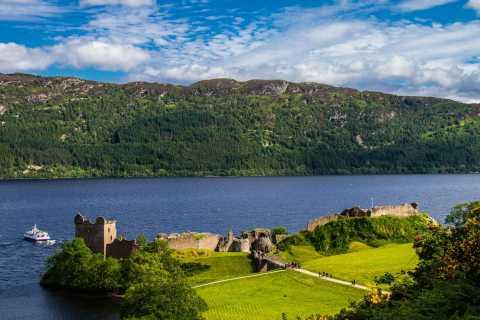 Da Glasgow: Loch Ness, Glencoe e Highlands Tour in spagnolo