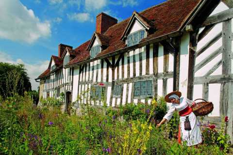Shakespeare's Birthplace and Family Homes Tickets