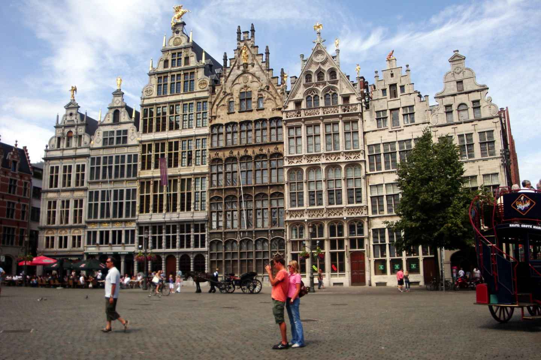 Amsterdam: Privater Tagesausflug nach Antwerpen