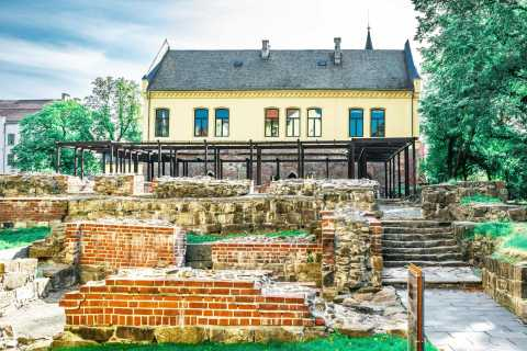 Oslo: Rundgang zum Mittelalter - Wiedergeburt aus der Asche