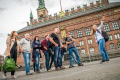 Passeio pela Cidade Velha de Copenhaga
