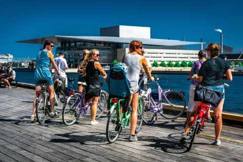 Copenhagen: Complete City by Bike Tour