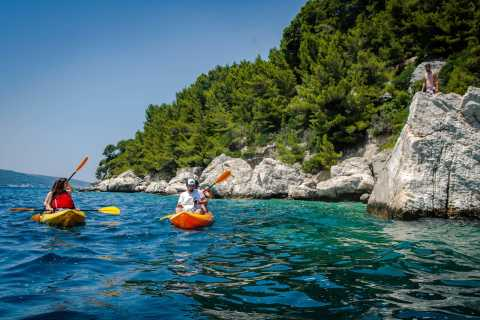 Split: Sea Kayaking on the Adriatic