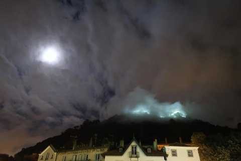 Private Sintra Night Walk: Stories From the Mountains