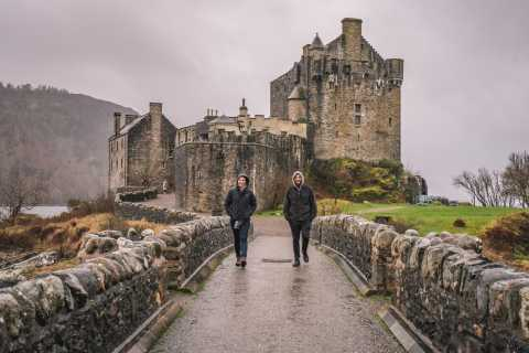 Inverness: Isle of Skye and Eilean Donan Castle Day Trip