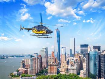 New York City: Helikopter-Abenteuer. Foto: GetYourGuide