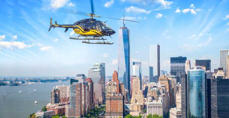 New York City Helicopter Adventure