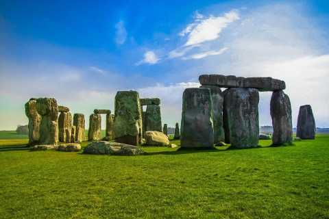 From London: Half-Day Stonehenge Tour with Admission Ticket