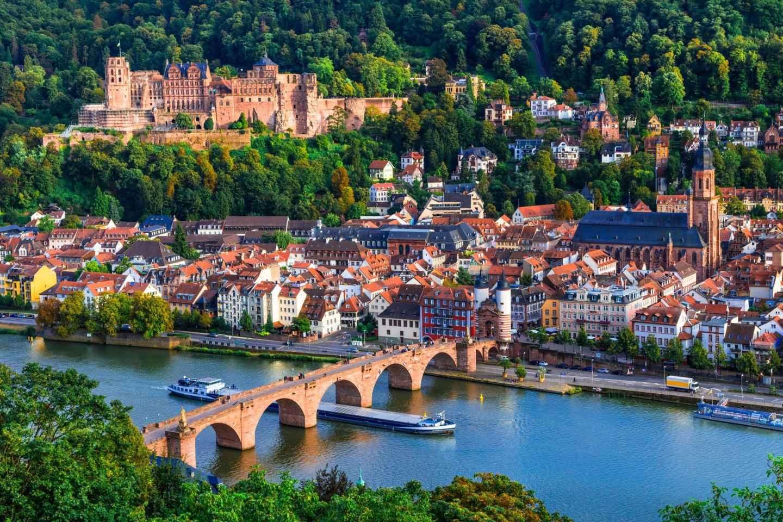 Ab Frankfurt: Heidelberg und Rhein Kombi-Tour