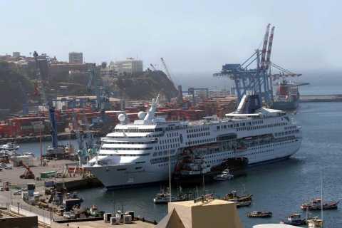 Transfer From San Antonio Pier to Santiago