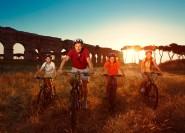 Rom: Halbtägige Via Appia & Aquädukte E-Bike-Tour