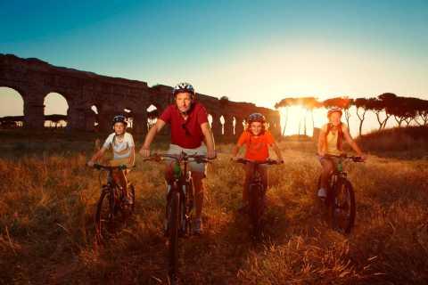 Rome: Half-Day Ancient Appian Way & Aqueducts E-Bike Tour