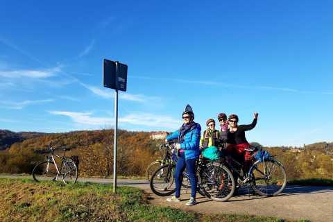 Krakow: Country Bike Tour to the Tyniec Abbey