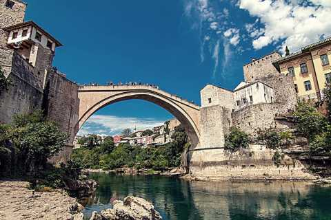 Mostar: Kravice Waterfalls Private Day Tour