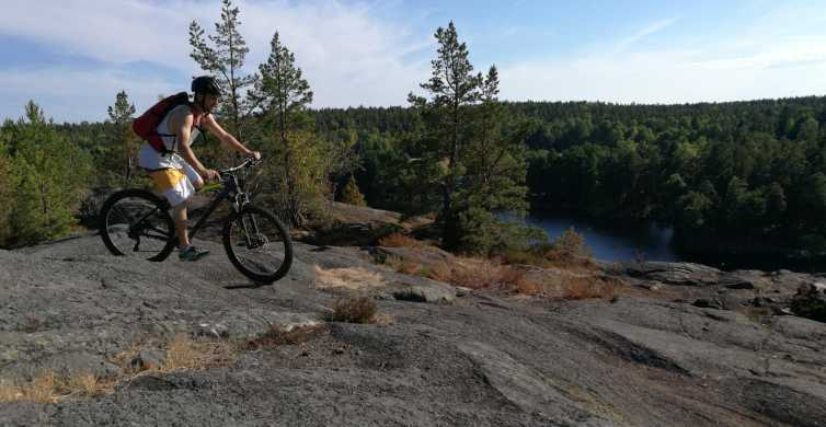 Stockholm: Forest Mountain Biking Adventure