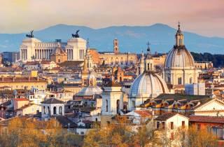 Roms Highlights: Zweitägige private VIP-Tour