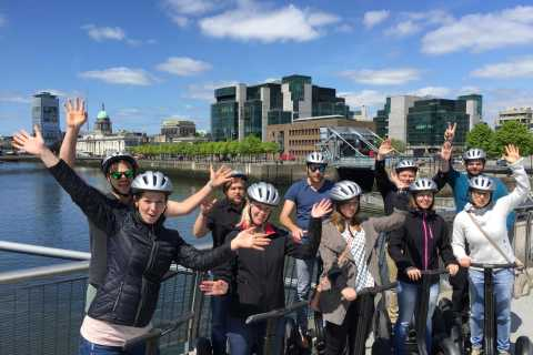 Dublin Docklands: Two-Hour Segway Fun-Glide Experience
