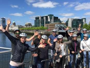 Dublin Docklands: Zwei Stunden Segway-Tour