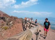 Herculaneum und Vesuv Private Tour