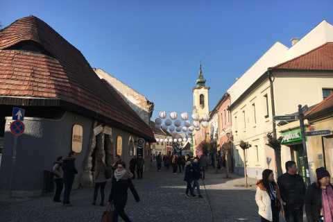 Szentendre: Private Half-Day Arts and Cafes Tour