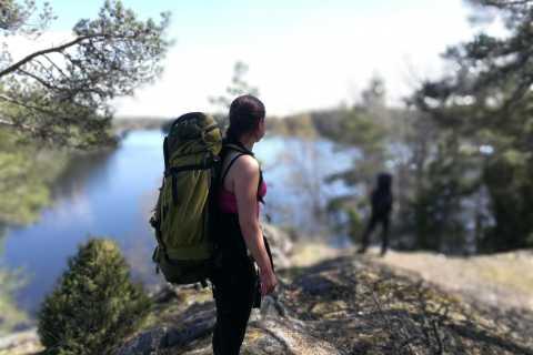 Stockholm: endags sommarvandring i naturen