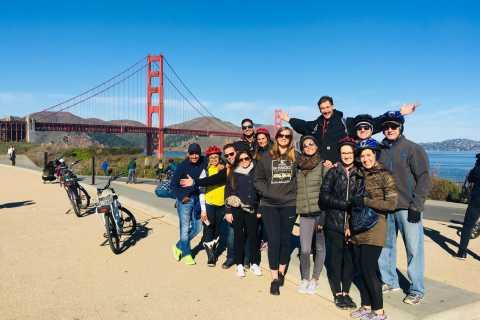 Ultimate San Francisco Electric Bike Tour