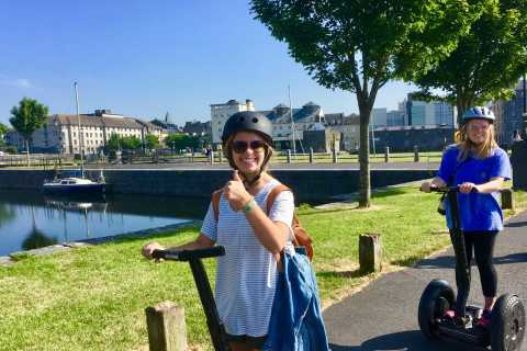 Galway City & Salthill: Segway Fun-Glide Experience