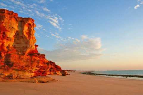 From Broome: Cape Leveque 4WD Tour & Optional Return Flight