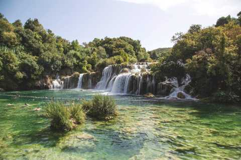 Dubrovnik: Private Tour to Krka National Park