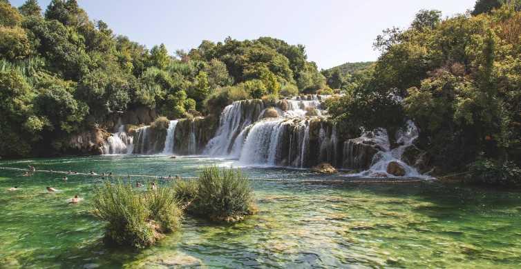 Dubrovnik: Private Tour to Krka National Park